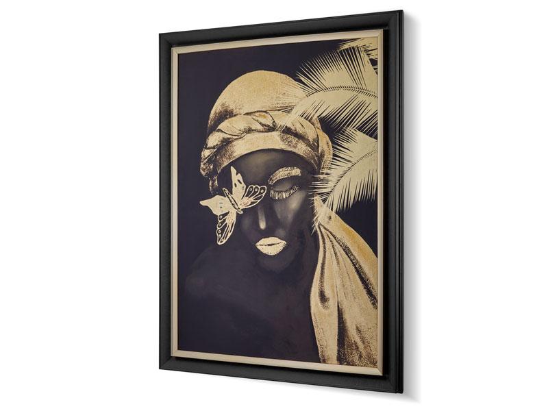 AFRICA CHAYNA TABLO 105x135 CM