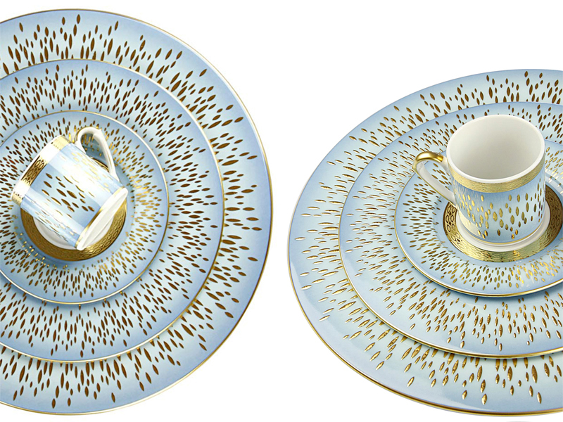 RIALTO BLUE GOLD 32 CM SUPLA